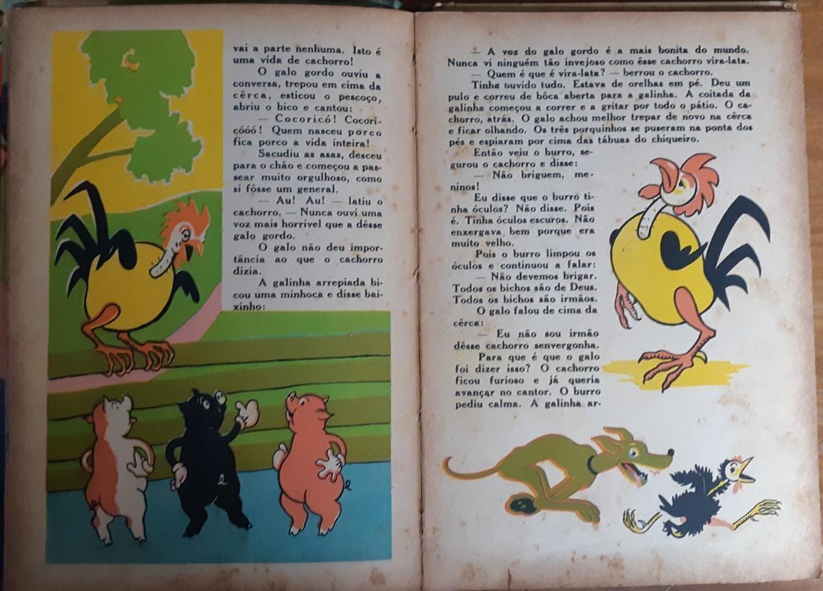 Os Três Porquinhos Pobres -1ª Edição - O Buquineiro